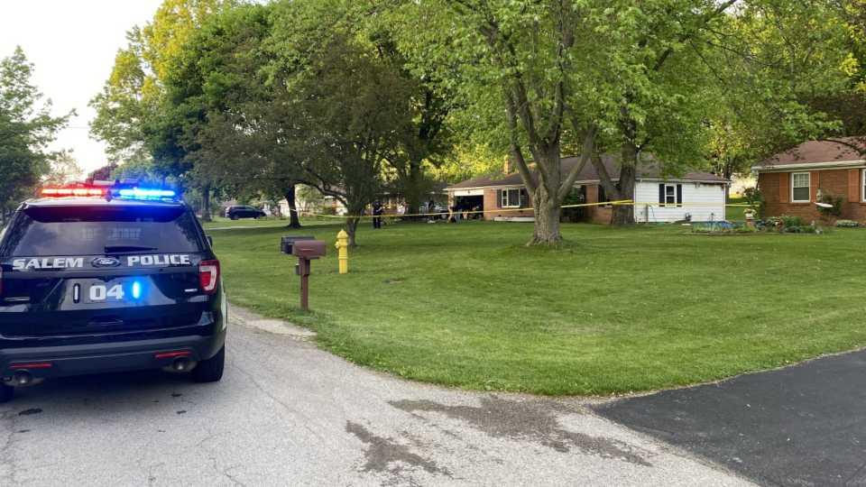 Salem fatal house fire