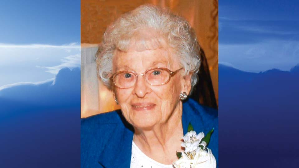 "Sara Jane ""Sis"" McLaughlin, East Palestine, Ohio - obit"