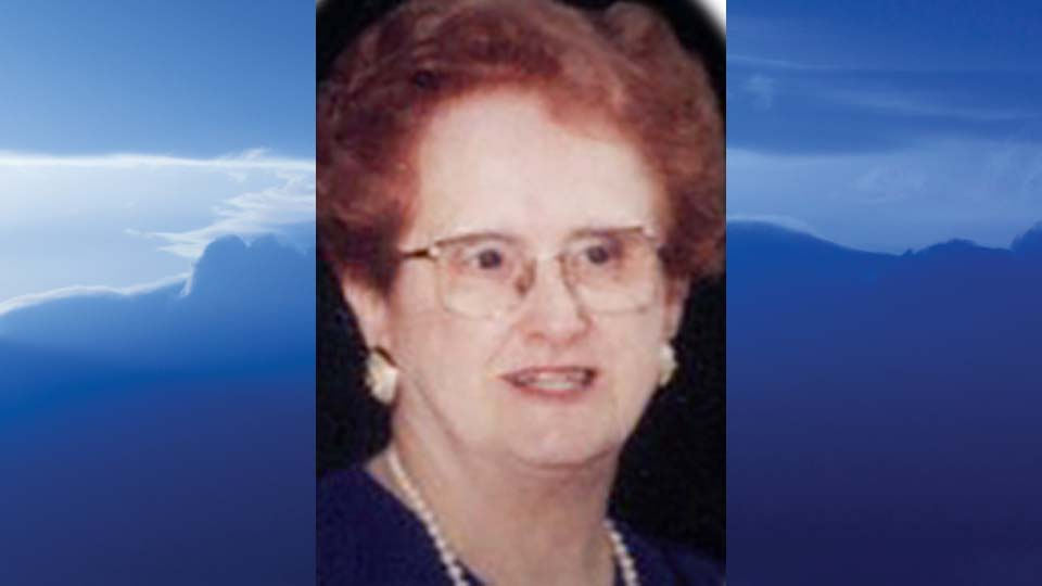 Sophie C. Hutz, Union Township, - obit