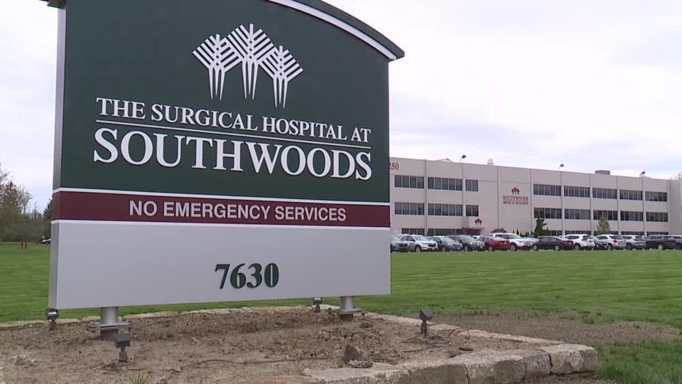 Southwoods Surgical Hospital, Boardman