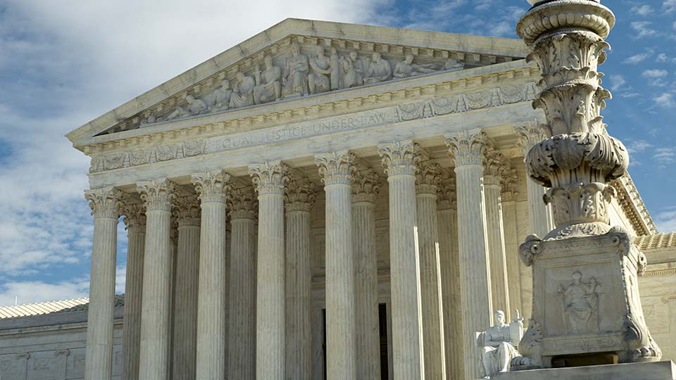 Hello, justice, do you hear me? Supreme Court meets by phone