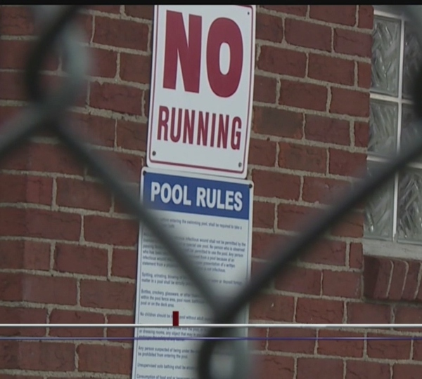 Swimming pools reopening in Ohio.