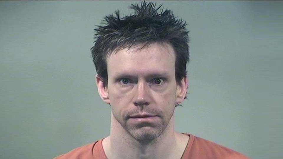 Thomas White, charged after a police chase in Niles