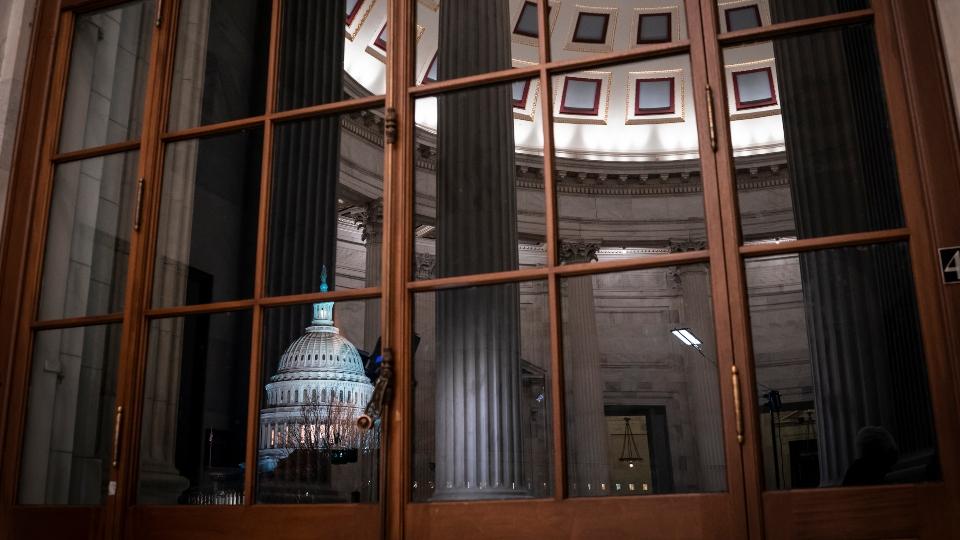 Treasury announces record borrowing of $2.99 trillion.