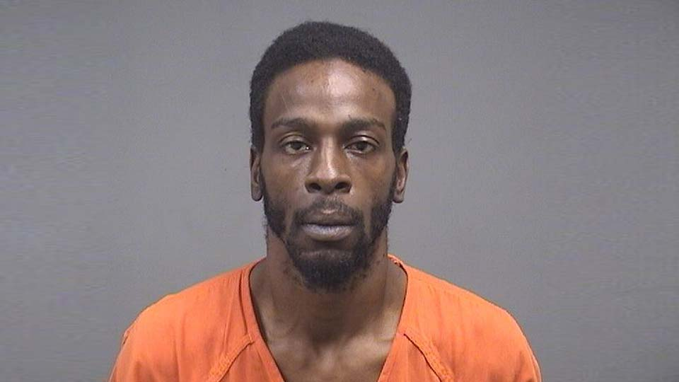 Wally Moxley, charged with drug possession in Youngstown.