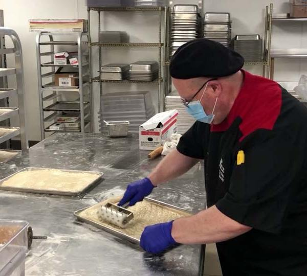 Waypoint Pizza dough