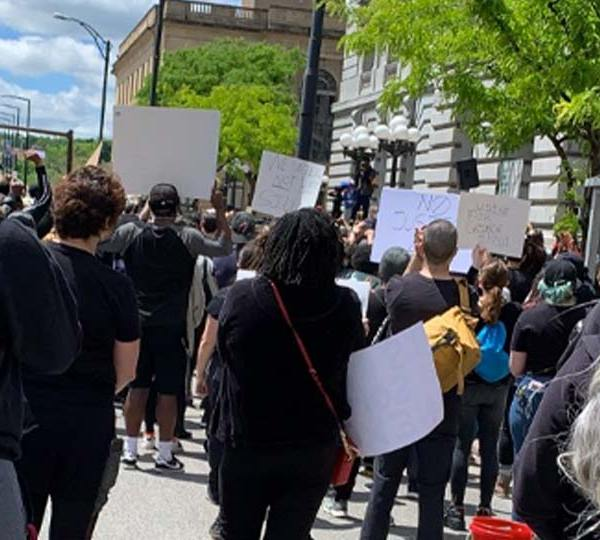 Youngstown Protests