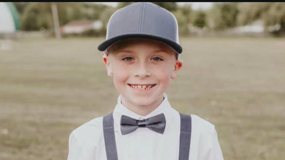 Zayden Strong, motorcycle accident, Lisbon.