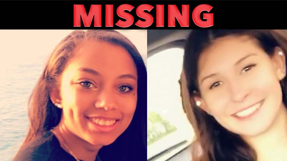 16-year-old Anyla Reinstein and 17-year-old Sierra Mowrey, last seen together in the Powell area