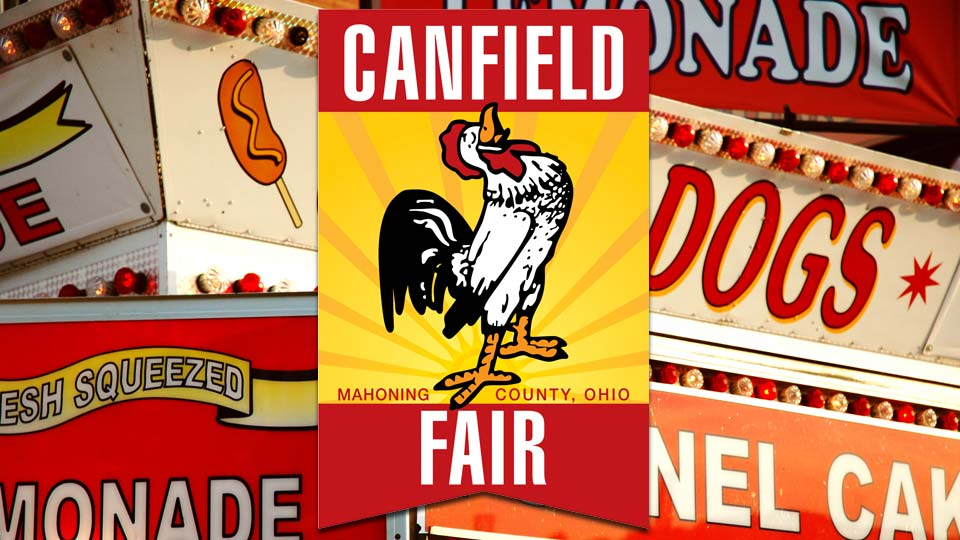 Canfield Fair Food Concessions, Ohio