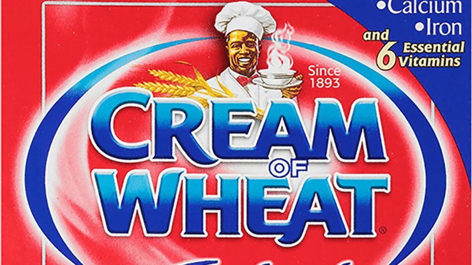 The makers of Cream of Wheat are rethinking their logo.