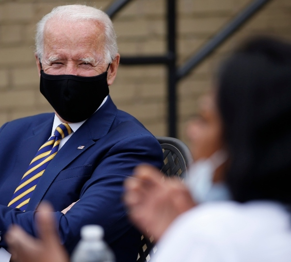 'Why not a Black woman?' Consensus grows around Biden's VP.