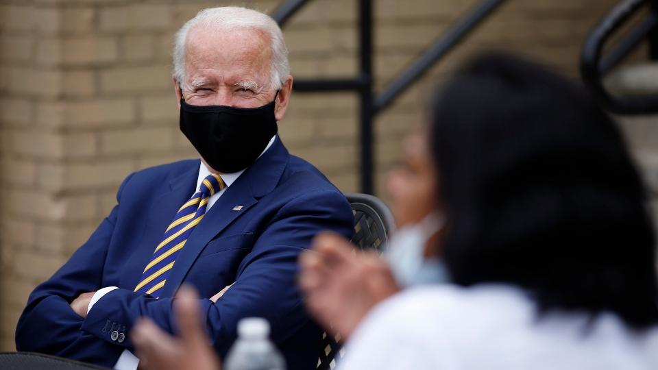 'Why not a Black woman?' Consensus grows around Biden's VP.