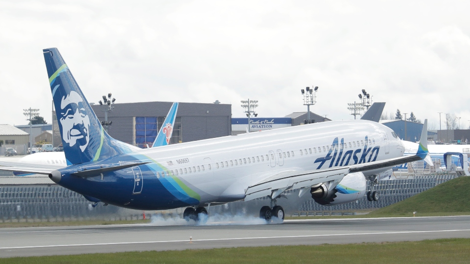 US regulators order new fix for grounded Boeing Max planes.