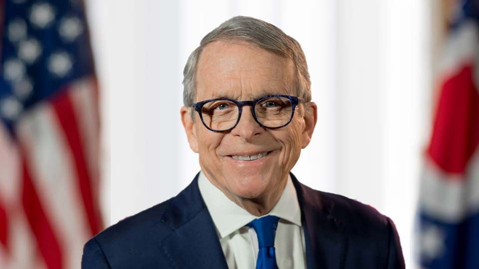 Governor Mike DeWine, Ohio