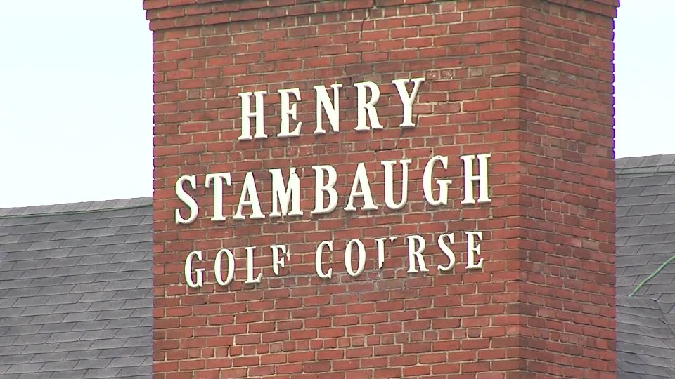Henry Stambaugh Golf Course in Youngstown