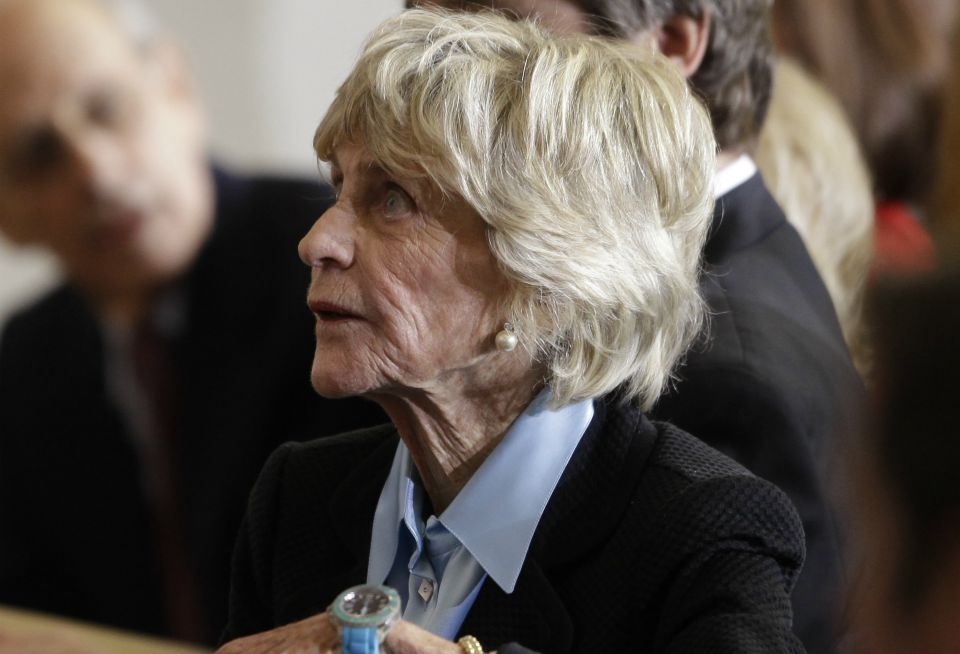 Jean Kennedy Smith, the last surviving sibling of President John F. Kennedy and a former ambassador to Ireland, died Wednesday, her daughter confirmed to The New York Times. She was 92.
