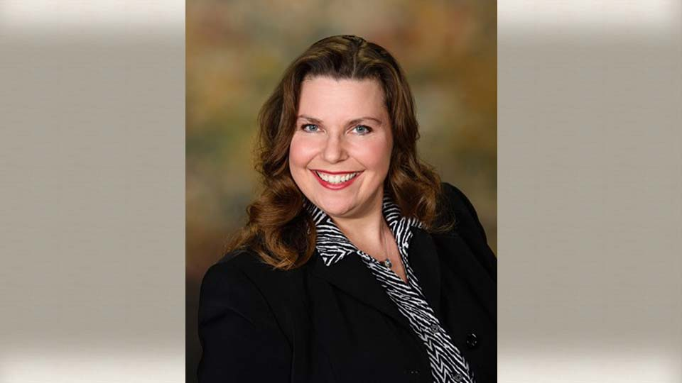 Jen Kluchar, newest Youngstown Academic Distress Commission member