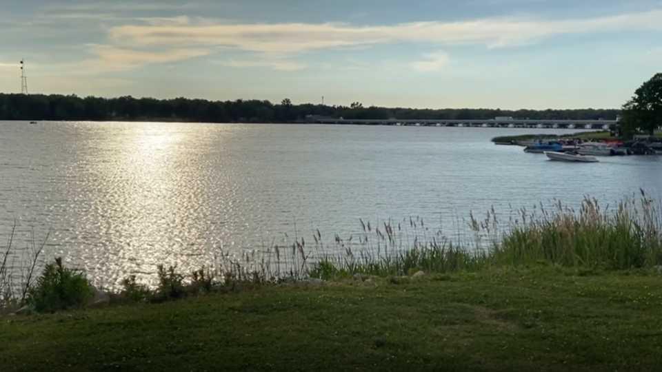 Lake Milton Craig Beach