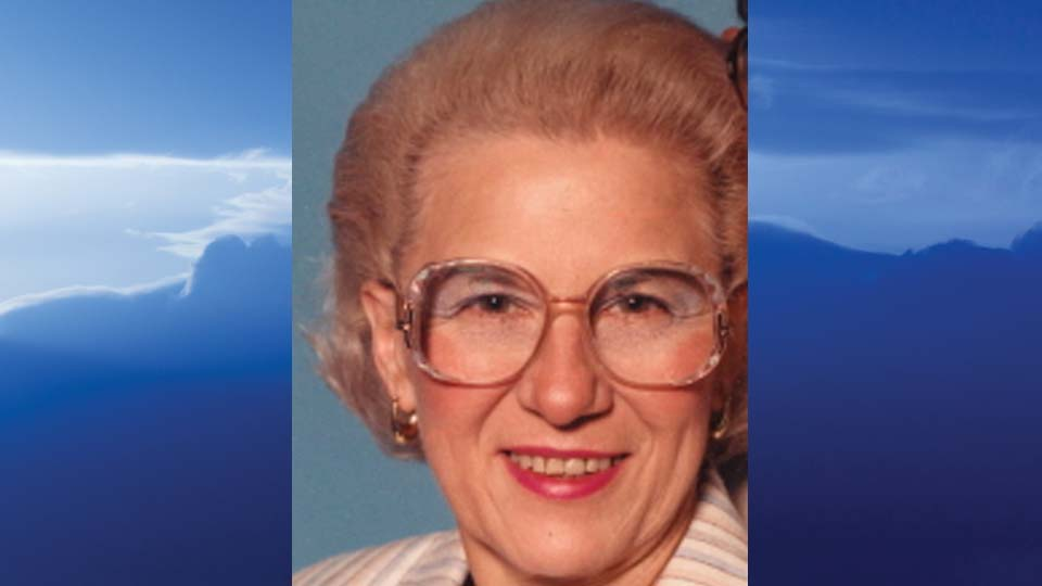 Mary Ann Yazbek, Austintown, Ohio - obit