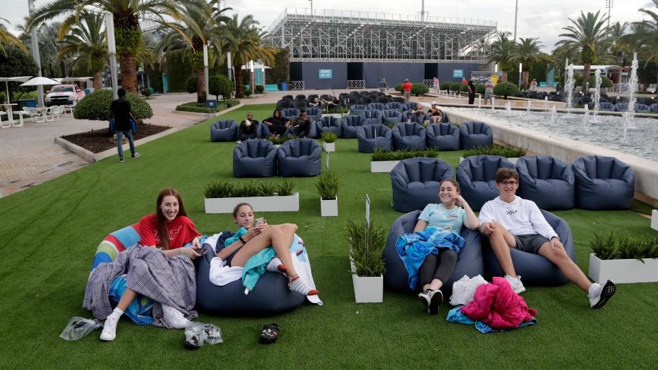 Miami Gardens, Florida movie event
