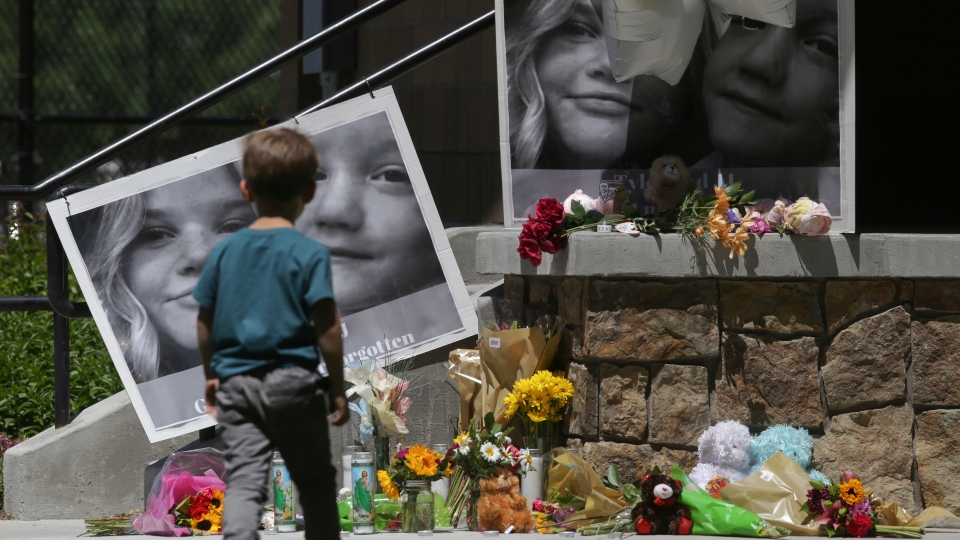 With the search for 2 kids at an end, an Idaho community mourns.