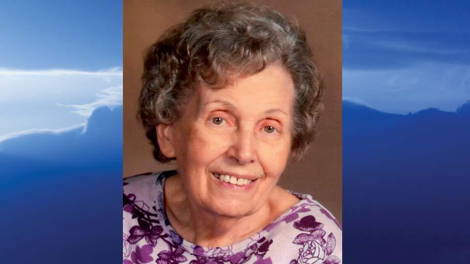 Patricia Ellen Barker, Alliance, Ohio - obit