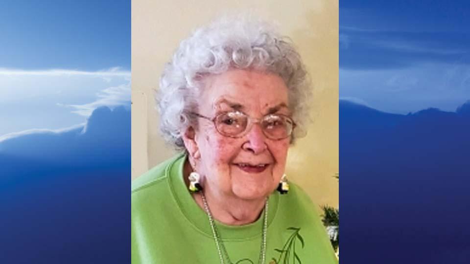 Shirley Mae Snyder, Austintown, Ohio - obit