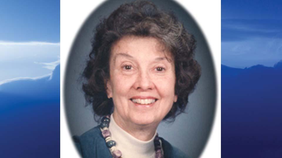 Shirley Stormer McClelland, Hermitage, Pennsylvania - obit