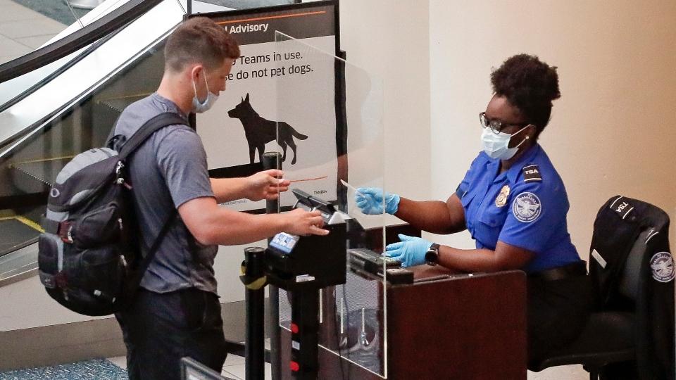 Reports: TSA insider faults agency's response to coronavirus.