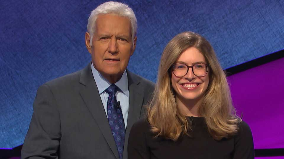 Valley native, Kelly Lake, to be featured on Jeopardy