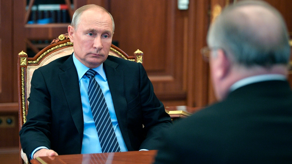 Putin sets July 1 for vote to extend his rule for years.