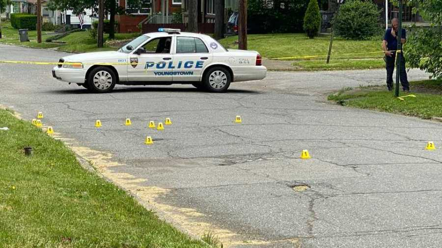 Youngstown shooting Midland and Belle Vista