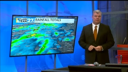Watch to see if you can expect more rain for your Wednesday