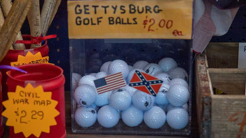 Exchange Racial Injustice Confederate Symbols Gettysburg