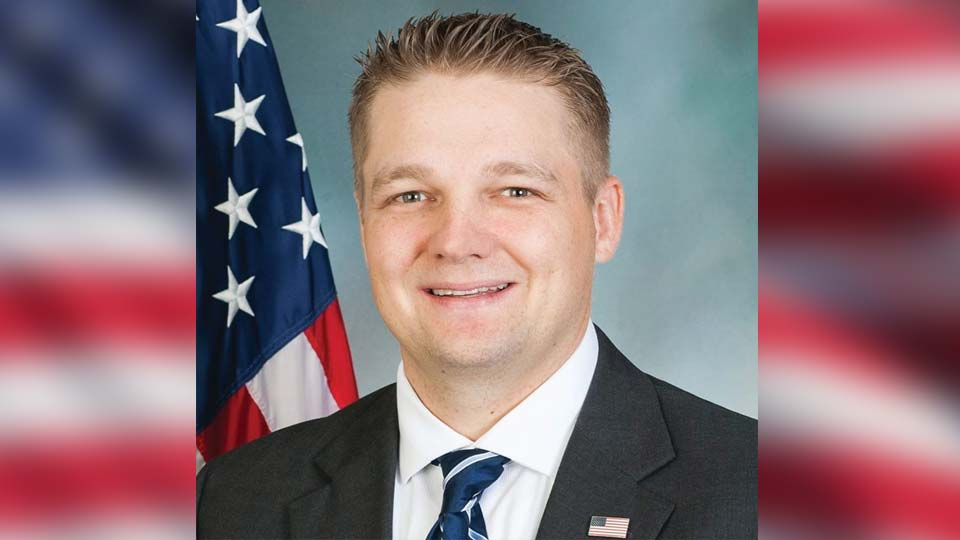 Pa. Rep. Aaron Bernstine