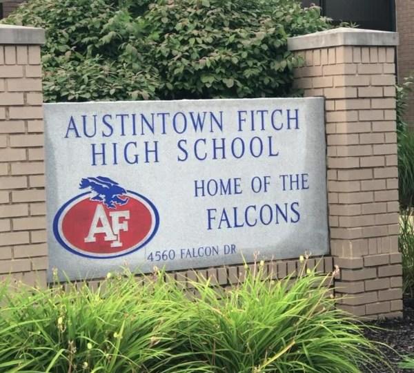 Austintown Fitch High School.
