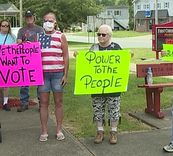 Group Be the Change in Newton Falls wants the right to vote on certain local issues