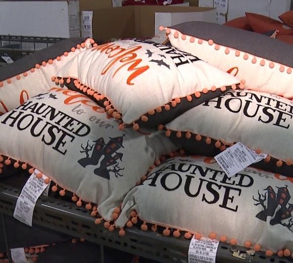 Brentwood Originals pillows, Youngstown