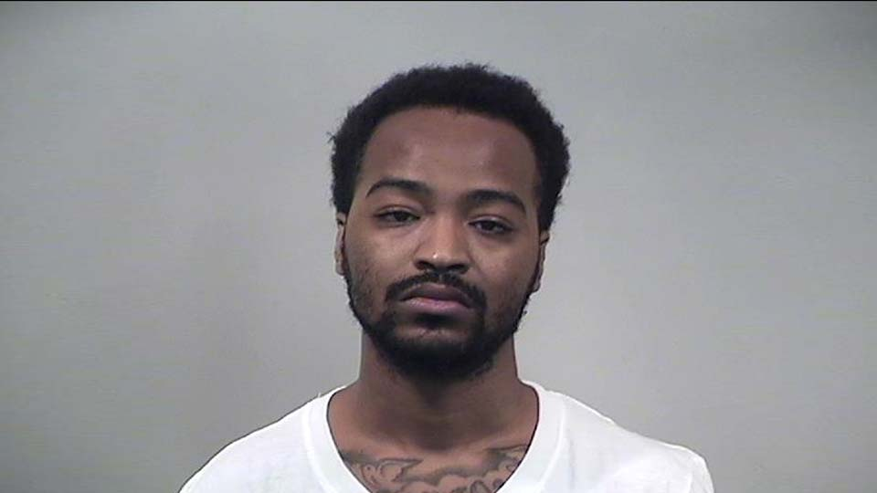 Charles Parker, charged with murder in Warren.