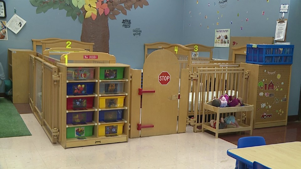 Classroom at Alta Head Start in Youngstown