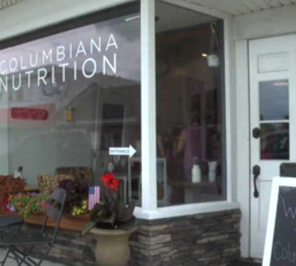 Columbiana Nutrition opens.