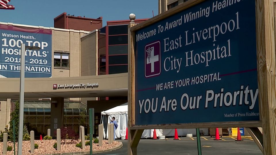 East Liverpool City Hospital