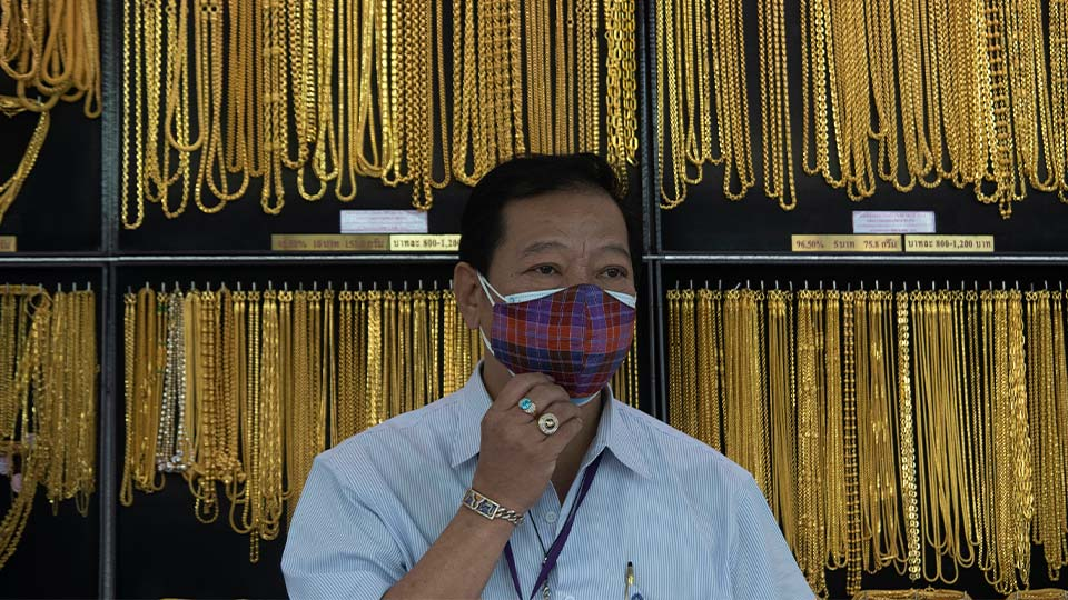 Uncertainty pushes gold price to record, over $1,930 per oz