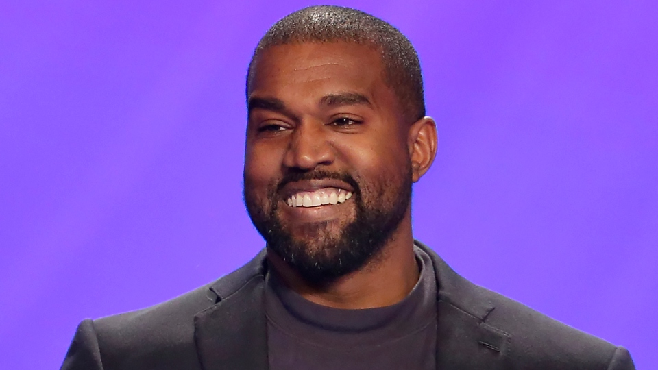 This Nov. 17, 2019, file photo shows Kanye West on stage during a service at Lakewood Church in Houston. West will be on the Oklahoma presidential election ballot, as Oklahoma Board of Elections spokeswoman Misha Mohr says a West representative filed the necessary paperwork and paid the $35,000 filing Wednesday, July 15, 2020, to go on the state's Nov. 3 presidential ballot.