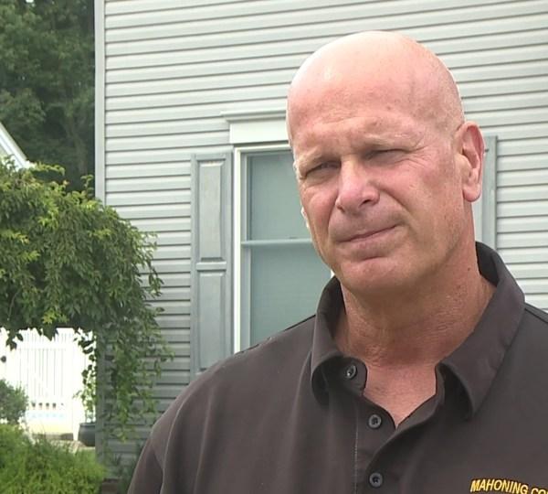 Mahoning County Sheriff Jerry Greene