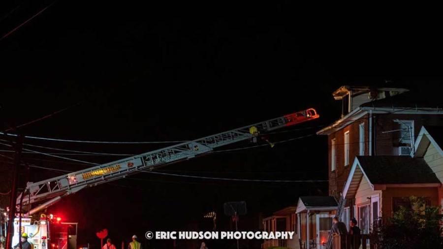 Masury, Ohio Fire