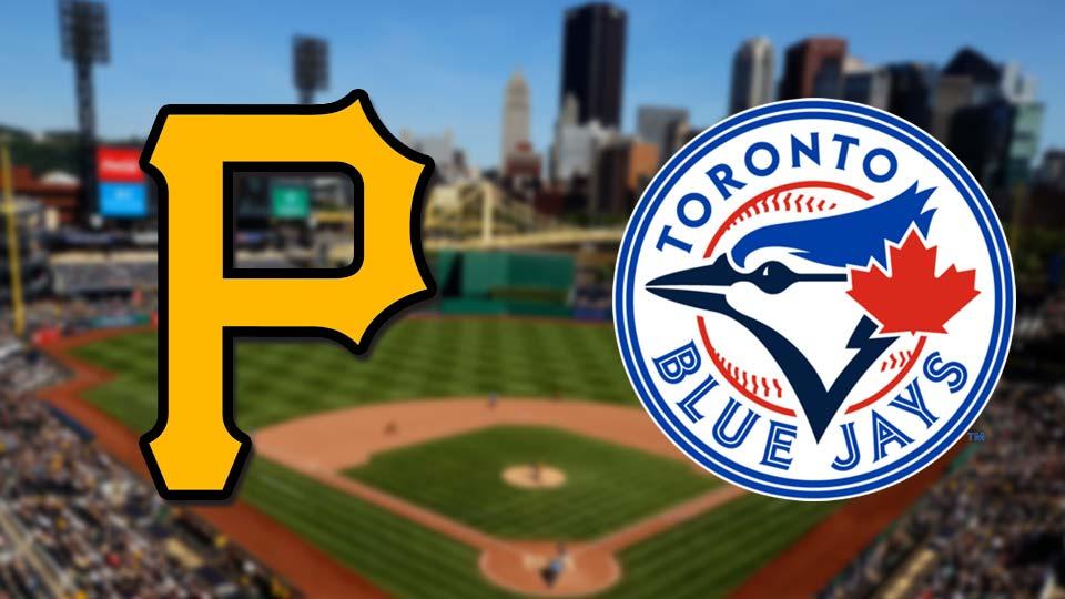 Pittsburgh Pirates, Toronto Blue Jays, PNC Park