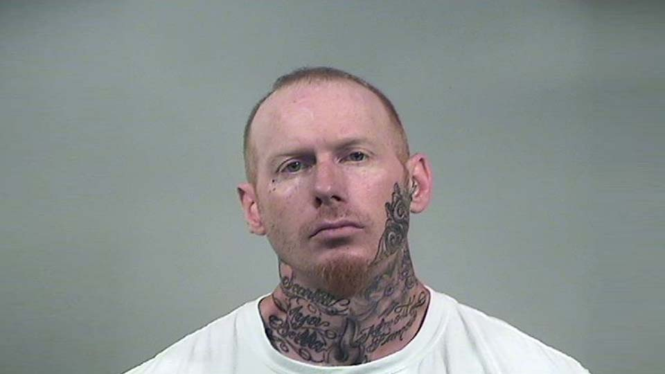 Scott McCleery, charged with rape in Niles.