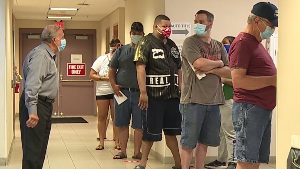 Trumbull County coronavirus mask mandate